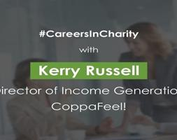 CareersInCharity: An Interview with Kerry Russell, Director of Income
