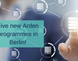 Arden University launches 5 new master's programmes in Berlin
