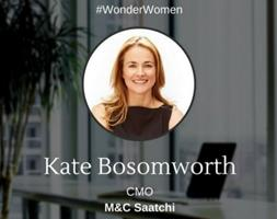 International Women's Week: Kate Bosomworth