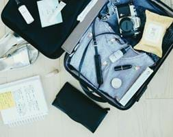 The perfect packing list for studying abroad